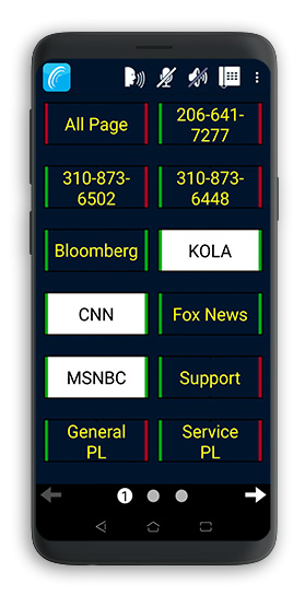 VCOM control panel on android