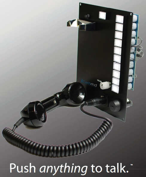 iCOMM VoIP Intercom Systems Phone Device