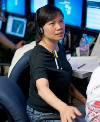 Aerospace VCOM Virtual Communications NASA Control Center