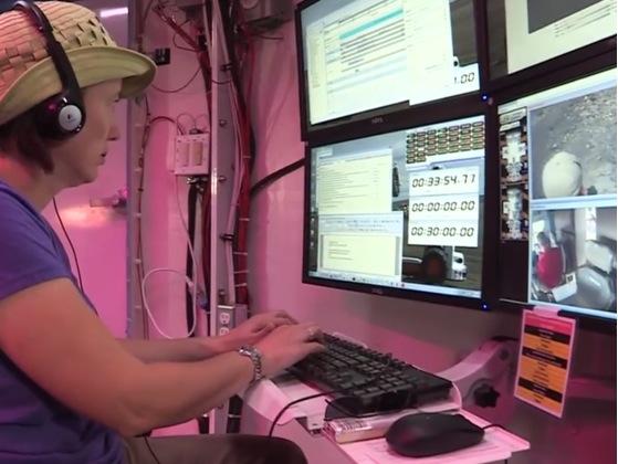 Aerospace Tactical Military Communications Operator at Nasa