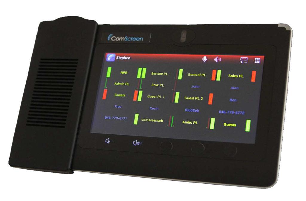 intracom ComScreen hardware phone