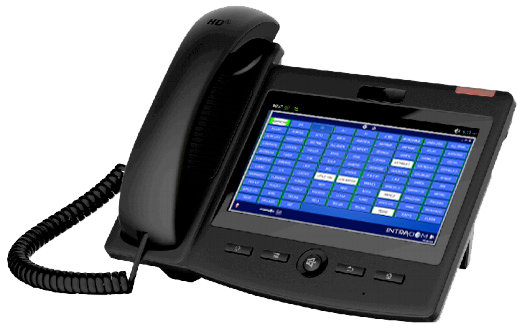 VCOM SIP Telecom Interface on Phone