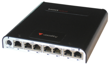 Vocality cubic 12 port push to talk sip gateway