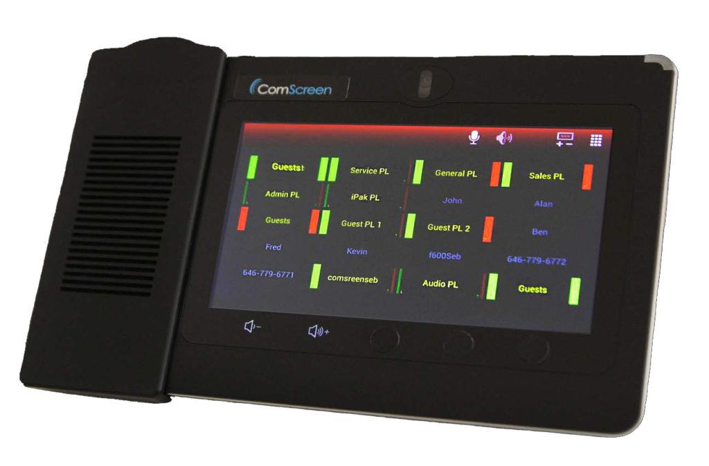VCOM Virtual Matrix Intercom Solutions screenshots